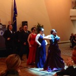 Inaugural ball featured fun and fundraising