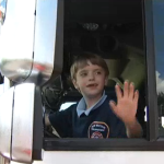 Firefighters Grant Wish for Autistic Boy