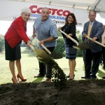 City officials hold groundbreaking ceremony for Costco