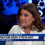 """Video: Mayor Stewart on WFSB's """"Face the State."""""""