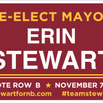 Lawn Signs are Here – Get Yours Today!