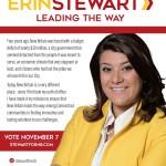 Mayor Erin Stewart: Leading the Way (Mailer #1)
