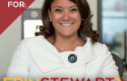 Show your support for Mayor Stewart on Facebook: download this Team Stewart profile photo
