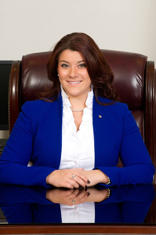 Mayor Erin Stewart