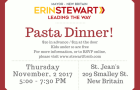 Nov. 2 Pasta Dinner at St. Jean's – Buy your ticket here!
